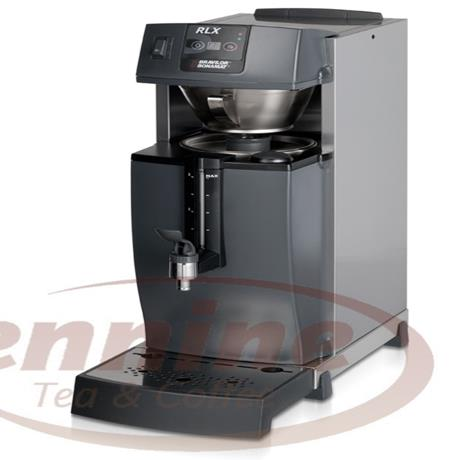 bravilor bonamat rlx 5 bulk filter coffee brewer bulk brew filter coffee machines the rlx range. Black Bedroom Furniture Sets. Home Design Ideas