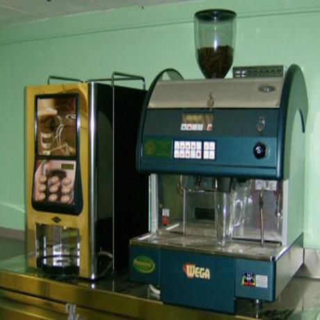 Pennine Tea and Coffee Wega Gemini and Espresion Bean to Cup